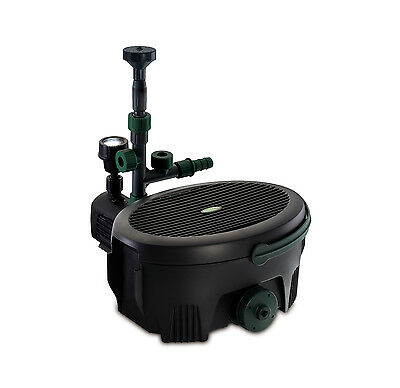 Pond Pump - Blagdon Inpond 6-in-1 Pond Filter 9000. pump 3000l/h, filter and UVC