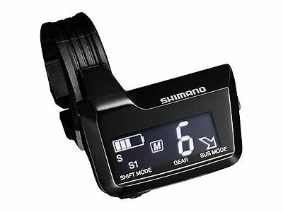 Shimano Deore XT Di2 SC-MT800 System Information Display Unit ISCMT800