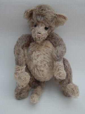 Gund Barton's Creek Scratch The Cat #77005 From Scratch And Sniff Soft Toy