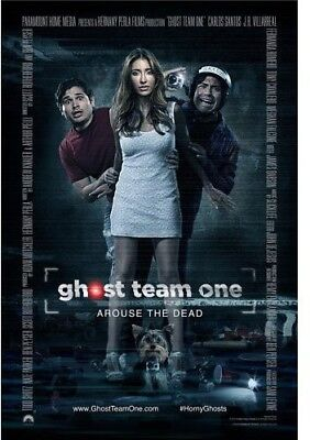 Ghost Team One [New DVD] Ac-3/Dolby Digital, Dolby, Dubbed, Subtitled, Widescr