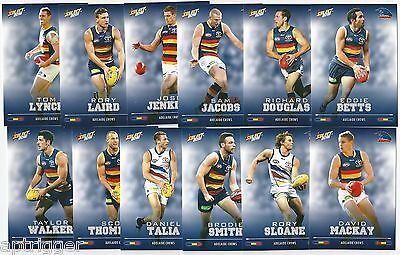 2016 Select Footy Stars ADELAIDE Team Set