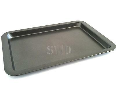 Caravan / Camper Van Oven Baking Tray Non Stick Roasting Small Sized 33x23x2cm