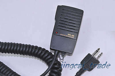 Speaker Microphone Mic for ICOM IC-T2H T8A T90A E90 W32A W32E as HM46