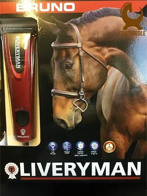 Liveryman Bruno Horse Clippers