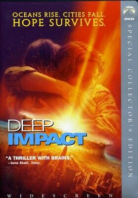 Deep Impact [New DVD] Collector's Ed, Dolby, Repackaged, Widescreen