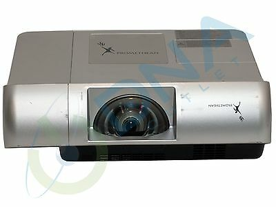 Promethean Prm-30 Digital Projector - 59 Lamp Hours Used - Grade A