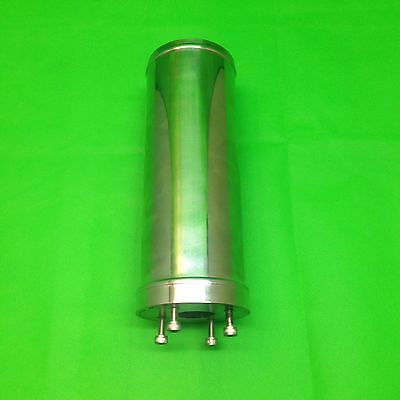 Genuine Taffspeed Goldline Vespa Expansion Chamber End Can Px Rally Sprint