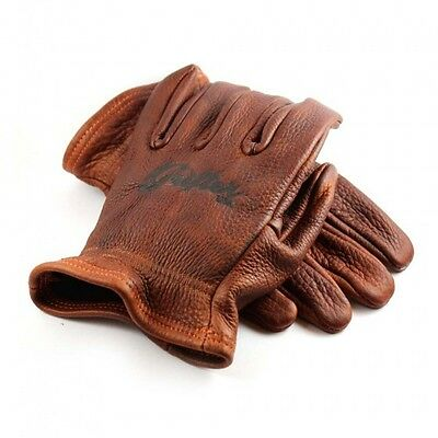 """Grifter """"Scoundrels"""" Leather Gloves - Made in the USA"""
