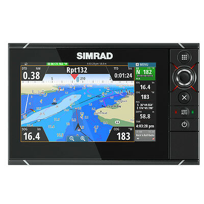 Simrad Nss7 Evo2 Combo Mfd Insight 000-11184-001  *Remanufactured