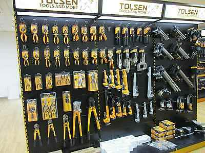 Wholesale Joblot Tools 6x Tolsen Locking Pliers In Retail Package Brand New