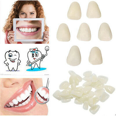 Sental-Porcelain Ultra-Thin Whitening Veneers Resin Teeth Upper Anterior Shade