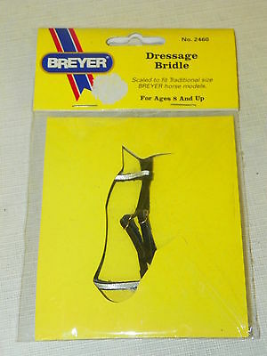 BREYER #2460 Dressage  Bridle Fits Traditional Size NIP