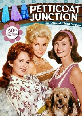 Petticoat Junction: The Official Third Season [New DVD] Boxed Set, Full Frame,