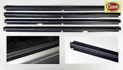 Jeep Grand Cherokee 4.7 V8 WJ Outer Door Window Weatherstrip Set X 4