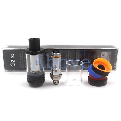 Cleito Sub Ohm Réservoir 3.5ml -Top Fill réglable Airflow Valve XE