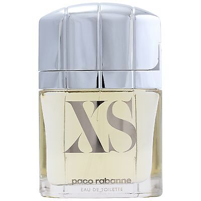 NEW * Paco Rabanne XS Pour Homme EDT Spray 50ml  * For Men