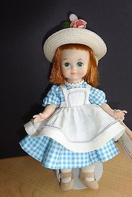 "1960 All Original Madame Alexander 8"" Maggie Mixup Doll"