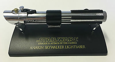 SW-335 Star Wars Lightsaber .45 Master Replicas Anakin Skywalker EP2