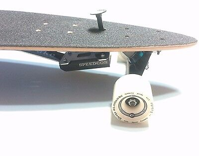 INVINCIBLE!! Rubber Longboard(Top Mount)Brake + Mix Pads (WORLD FREE SHIPPING)