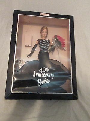 40th Anniversary Barbie Doll - New in Box SEALED