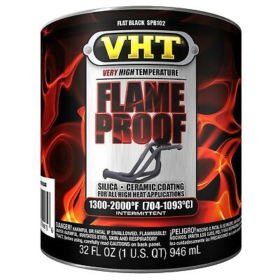 VHT SPB102 VHT Flameproof Coating