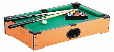 Tabletop Billiards