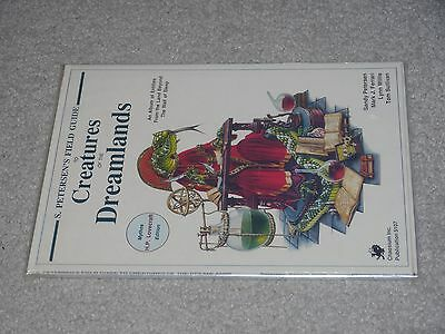 Call of Cthulhu RPG Petersen's Field Guide to Creatures of the Dreamlands sc CoC