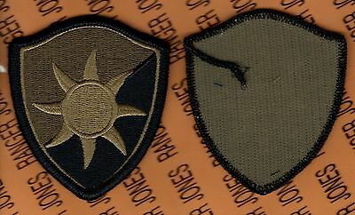 US Army 1889th Support Group OCP Scorpion Hook-n-Loop patch m//e