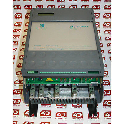 EUROTHERM 590DC/00/000 digital series SSD 590 Digital Series DC Drive - Used ...