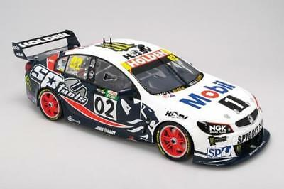 Garth Tander 1:12 VF Peter Brock Tribute Livery 2015 Townsville 400 B12H15X