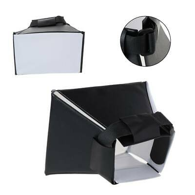 Universal Pro Foldable Soft Box Flash Diffuser Dome For Canon Nikon Sony Pentax