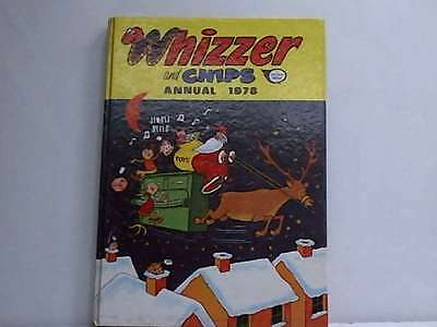 Whizzer and Chips Annual 1978. Lacey, Mike Very Good Book