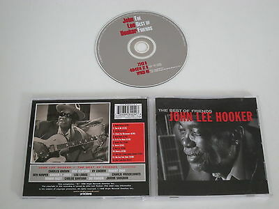 John Lee Hooker/the Best Of Friends(Pointblank+Virgin Vpbcd 49) Cd Album