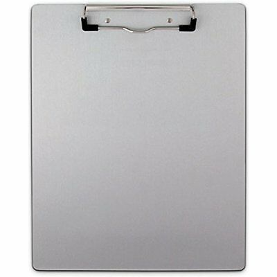 Clipboards Saunders Recycled Aluminum Clipboard with Low Profile Clip, Letter x