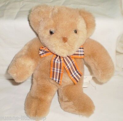 Cute Brown Teddy Bear Soft Toy by Toy Box