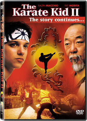 The Karate Kid Part II [New DVD] Dolby, Dubbed, Subtitled, Widescreen