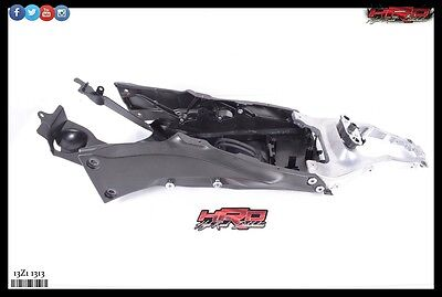 2013 Kawasaki ZX10R ZX10 Ninja OEM Complete Rear Tail Subframe with Battery Tray