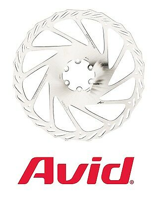 Avid G3CS - G3 Cleansweep - 203mm - Disc Brake Rotor inc. 6 Bolts