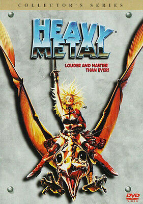 Heavy Metal [New DVD] Special Edition, Widescreen, Ac-3/Dolby Digital