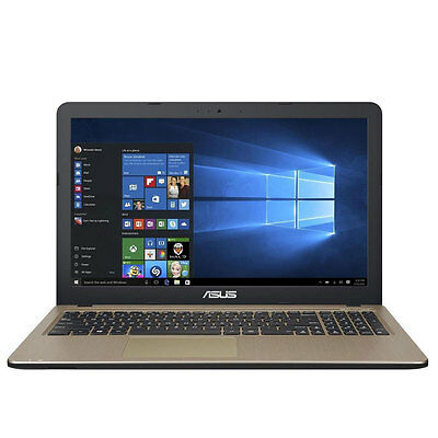 "ASUS X540LA-XX438T 15.6"" Multimedia Laptop Intel Core i3-5005U, 4GB RAM, 1TB HDD"