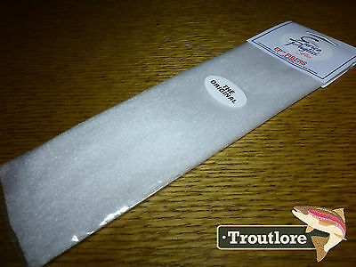 Ep Fibers White Original Enrico Puglisi - New Fly Tying Wing & Body Material