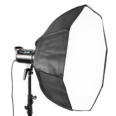 "Neewer 31.5"" Octagonal Umbrella Softbox with Bowens Mount and Carrying Bag"