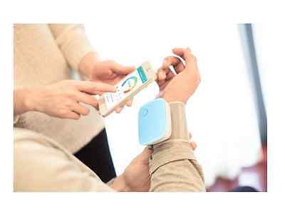 Smart Mobile Blood Pressure Monitor with App for iOS/Android
