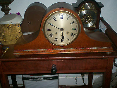Gustav Becker Mantle clock with Westminster Chimes