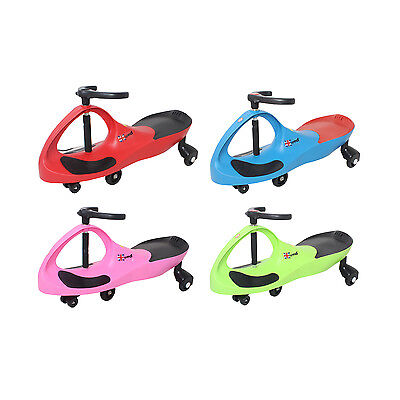 Child's UKayed Ride On Sit Twist & Go Swing Car New Design (Various Colours)