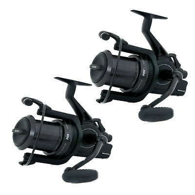 Fox Eos 12000 FS Big Pit Reel x 2 *Brand New 2017* FREE Next Day Delivery