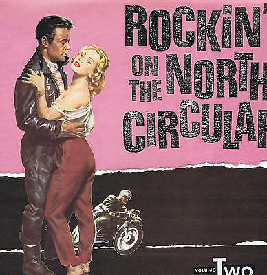 VARIOUS ARTISTS - ROCKIN' ON THE NORTH CIRCULAR volume 2 - BRITISH R'N'R LP