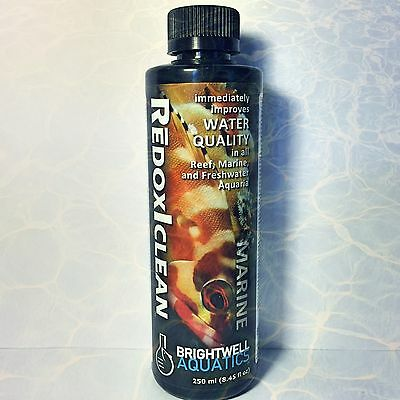 Brightwell Aquatics Redoxiclean Immediately Improves Water Quality in all Reef
