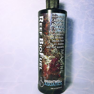 Brightwell Aquatics Reef Bio Fuel Carbon Source for Promoting Rapid reduction