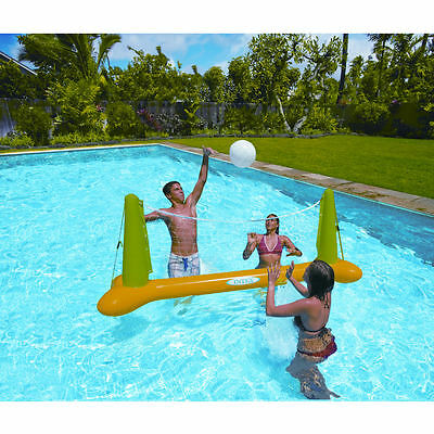 Intex Inflatable Swiiming Pool Volleyball Game 56508